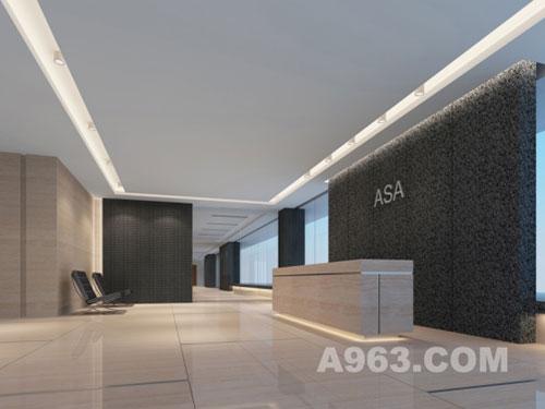 办公室装修效果图清新风格 - 内设计欣赏 - 济南装修