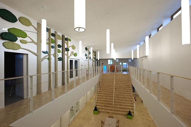 生态幼儿园机构室内装修设计 - 培训机构装修施工