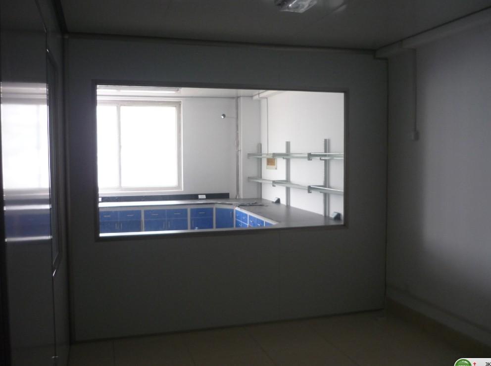 380平方米实验室施工照(创新药物,高新区颖秀路)