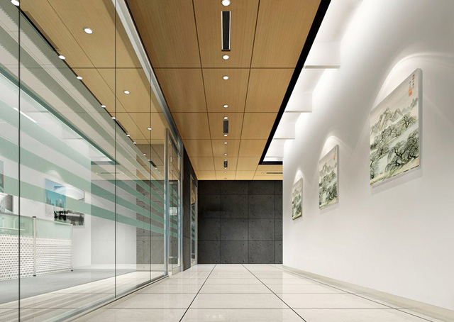 现代时尚上海尼仕达家具办公室设计欣赏