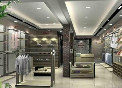 服装店装修设计效果图片