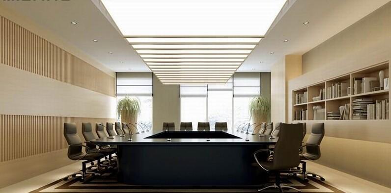会议室装修设计(高新区)