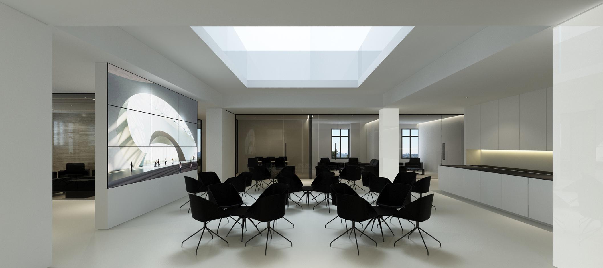 南京办公室装修之律师事务所设计