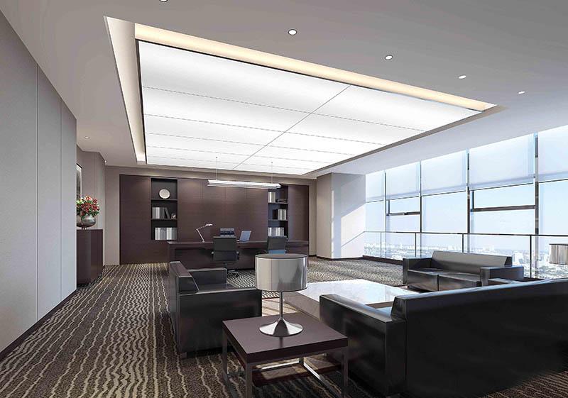 项目名称:办公室装修(600平方米,中海广场)