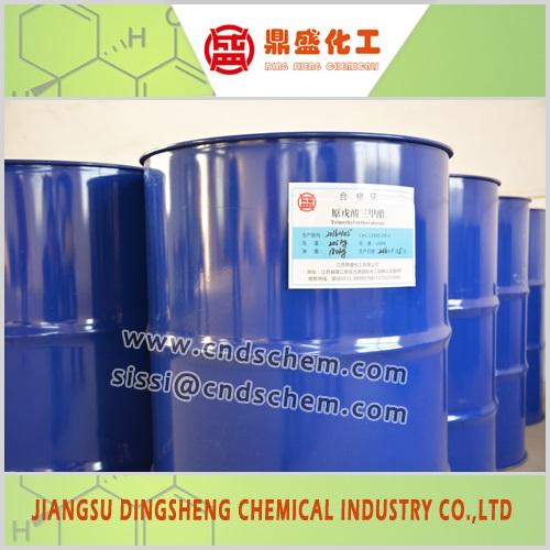 原戊酸三甲酯 Trimethyl orthovalerate  13820-09-2