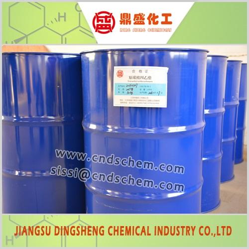Tetraethyl orthocarbonate 78-09-1