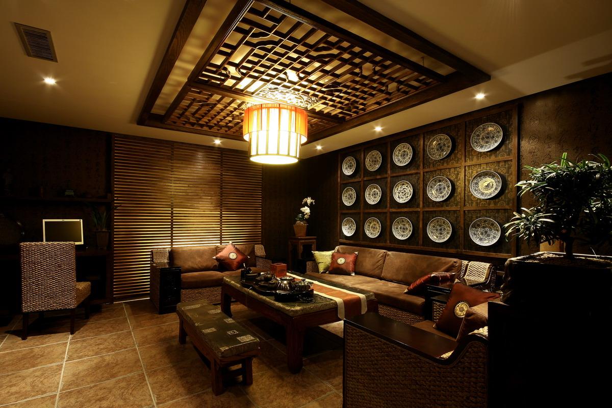 紫茶园养生茶道馆欣赏
