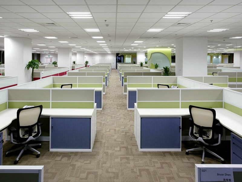 work使用室顶部装潢类型与质料