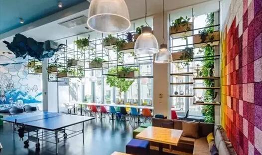上海辦公設計公司