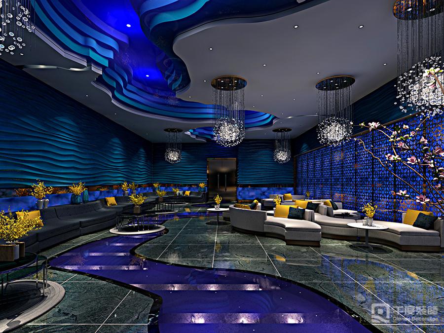 1650平中东宴会厅设计方案(沙特阿拉伯)内附360度全景制作