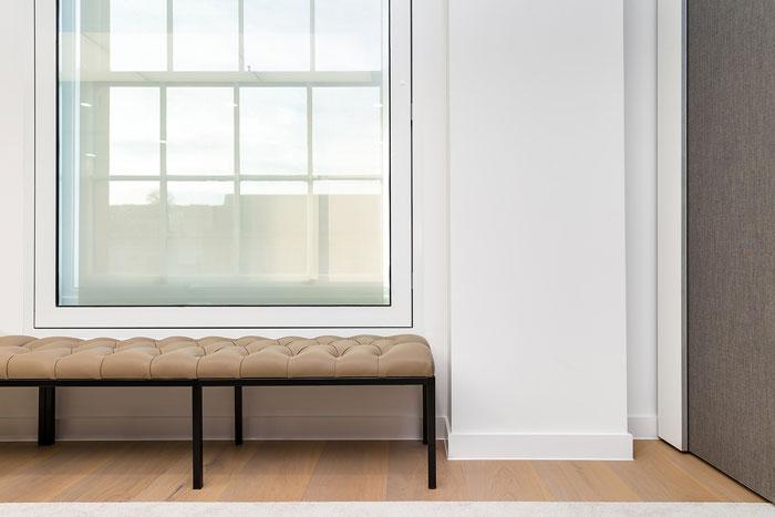 投资企业办公室休息沙发装修设计效果图